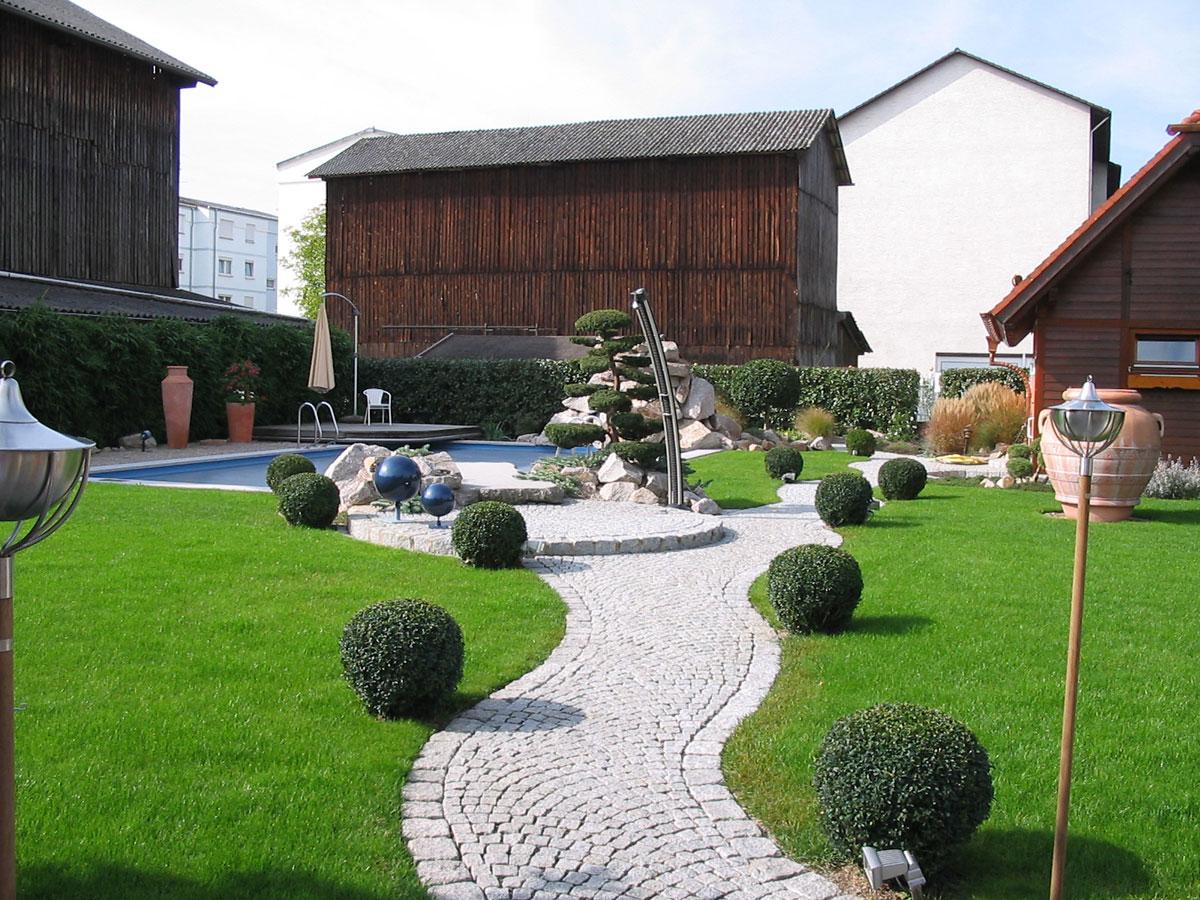 Gartendesign  Startseite - SH Gartendesign - Garten- und Landschaftsbau aus ...